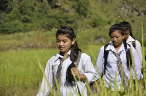 Wanderung Nepal Reise