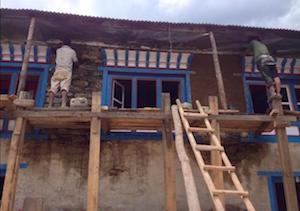 Wanderungen in Nepal