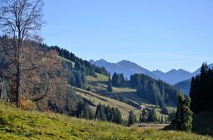 3 Tage Hüttentour im Allgäu