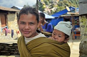 Nepal- Begegnungen in Nepal mit wanderauzeit