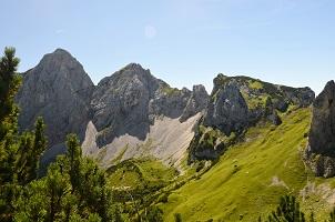 Hüttentour Tannheimer Berge