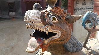 Nepal-Götter für die Wanderreise mit wanderauzeit